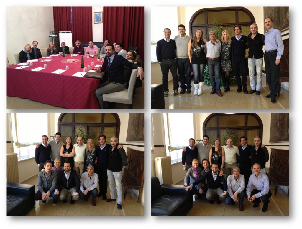 Meeting M&D Roma Gen. 2013